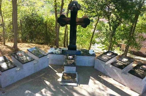 spomenik cernica