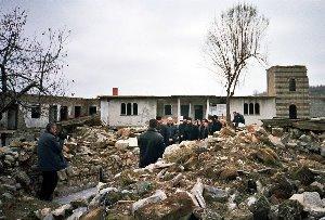 Манастир Св. Козме и Дамјана - Зочиште (рушевине)